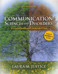 Communication Sciences and Disorders 2nd edition 9780137081530 0137081537