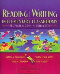 Reading and Writing in Elementary Classrooms: Research-Based K-4 Instruction with MyEducationLab 5th edition 9780132793506 0132793504