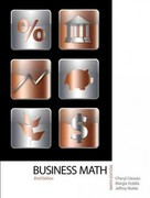 Business Mathematics, Brief Edition Plus MyMathLab -- Access Card Package 9th edition 9780132770088 0132770083