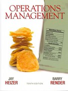 Operations Management with DVD Library 10th edition 9780132542630 0132542633