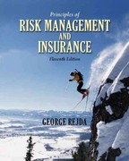 Principles of Risk Management and Insurance with Study Guide 11th edition 9780132543828 0132543826