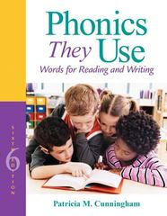 Phonics They Use 6th Edition 9780132944090 013294409X