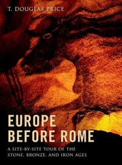 Europe before Rome 1st Edition 9780199914708 0199914702