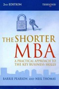 The Shorter MBA 2nd edition 9781854187871 1854187872
