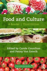 Food and Culture 3rd edition 9780415521048 0415521041