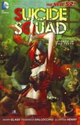 Suicide Squad Vol. 1: Kicked in the Teeth (The New 52) 0 9781401235444 1401235441