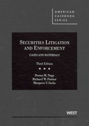 Securities Litigation and Enforcement 3rd edition 9780314277817 0314277811