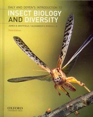 Daly and Doyen's Introduction to Insect Biology and Diversity 3rd Edition 9780195380675 0195380673