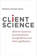 Client Science 1st Edition 9780199891900 0199891907