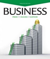 Business 12th Edition 9781133595854 1133595855