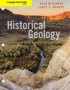 Cengage Advantage Books: Historical Geology 7th edition 9781111990572 1111990573