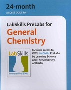 OWL LabSkills PreLabs for General Chemistry 24-Months Printed Access Card 1st edition 9781133524205 1133524206