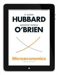 Microeconomics 4th edition 9780132911986 0132911981