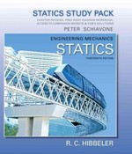 Study Pack for Engineering Mechanics: Statics 13th Edition 9780132915564 0132915561