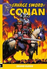 Savage Sword of Conan Volume 11 0 9781595829030 1595829032
