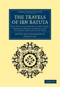 The Travels of IBN Batūta 1st edition 9781108041973 1108041973