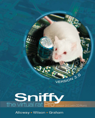 Sniffy the Virtual Rat Pro, Version 3.0 (with CD-ROM) 3rd Edition 9781133387817 1133387810