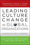 Leading Culture Change in Global Organizations 1st Edition 9780470908846 047090884X