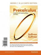 Precalculus Enhanced with Graphing Utilites, Books a la Carte Edition, 6th Edition 6th Edition 9780321794925 0321794923