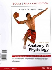 Essentials of Anatomy & Physiology, Books a la Carte Plus MasteringA&P with eText -- Access Card Package 6th edition 9780321792235 0321792238