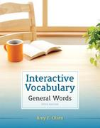 Interactive Vocabulary 5th edition 9780205211944 0205211941