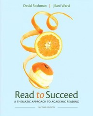 Read to Succeed 2nd Edition 9780205252350 0205252354