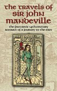 The Travels of Sir John Mandeville 0 9780486443782 0486443787