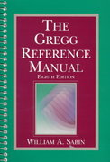 The Gregg Reference Manual 8th edition 9780028032863 0028032861