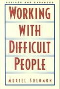 Working With Difficult People 2nd Edition 9780735202917 0735202915