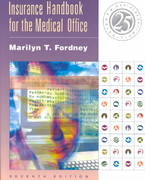 Insurance Handbook for the Medical Office 7th edition 9780721695181 0721695183