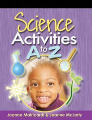 Science Activities A to Z 1st edition 9781401872328 1401872328