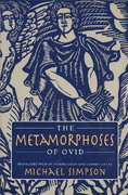 The Metamorphoses of Ovid 1st Edition 9781558493995 1558493999