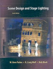 Scene Design and Stage Lighting 9th edition 9780495501909 0495501905
