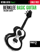 Berklee Basic Guitar - Phase 2 0 9780793555260 0793555264