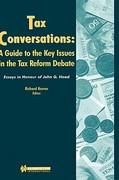 Tax Conversations 1st edition 9789041107299 9041107290