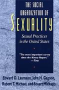 The Social Organization of Sexuality 0 9780226470207 0226470202