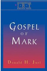The Gospel of Mark 0 9780687008490 0687008492