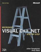 Visual C++ . Net 0 9780735615670 0735615675