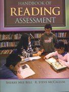 Handbook of Reading Assessment 1st edition 9780205531776 0205531776