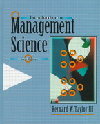 Introduction to Management Science 6th edition 9780139181030 0139181032