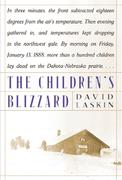 The Children's Blizzard 1st Edition 9780060520755 0060520752