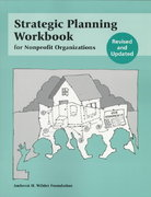 Strategic Planning Workbook for Nonprofit Organizations 2nd edition 9780940069077 0940069075