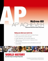 AP Achiever (Advanced Placement* Exam Preparation Guide) for AP US History (College Test Prep) 12th edition 9780073256603 0073256609