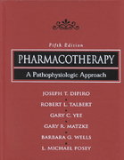 Pharmacotherapy 5th edition 9780071363617 0071363610