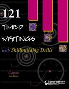 121 Timed Writings with Skillbuilding Drills 6th edition 9780538692403 0538692405