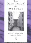 Handbook for Museums 1st edition 9780415099530 0415099536