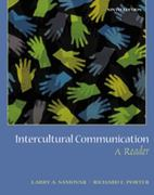 Intercultural Communication 9th edition 9780534562410 0534562418