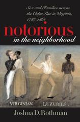 Notorious in the Neighborhood 1st Edition 9780807854402 0807854409