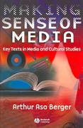 Making Sense of Media 1st edition 9781405120173 1405120177