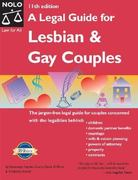 A Legal Guide for Lesbian and Gay Couples 11th edition 9780873377904 0873377907